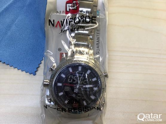 Original Naviforce Formal Watch