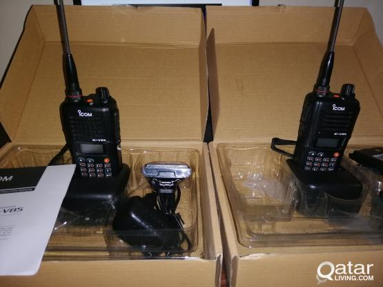 ICOM PTT Radio (Walkie Talkie)