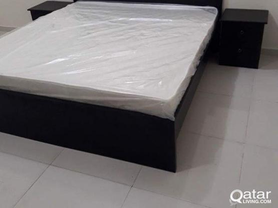 king size Coat Bed with Medicated Mattress