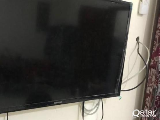 A/C split and window, Fridge,TV,Etc