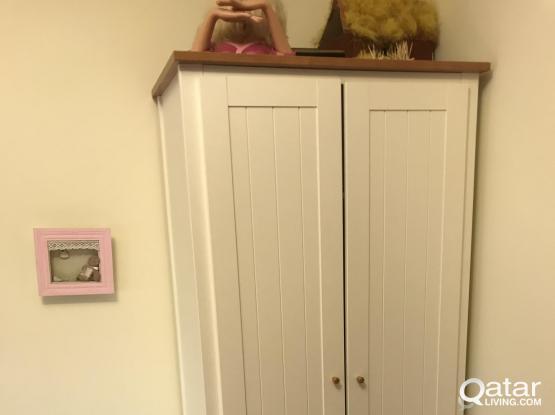 Two doors cabinet