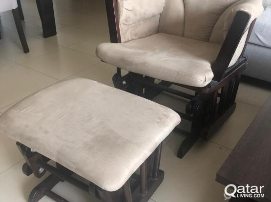 Rocking Chair Perfect Condition Clean