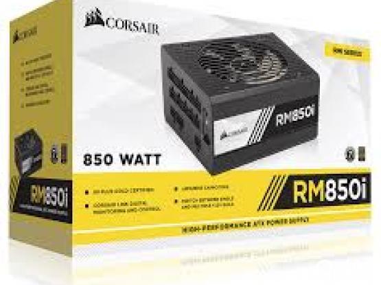 Power Supply Corsair RM850i (850watts) Plus Gold