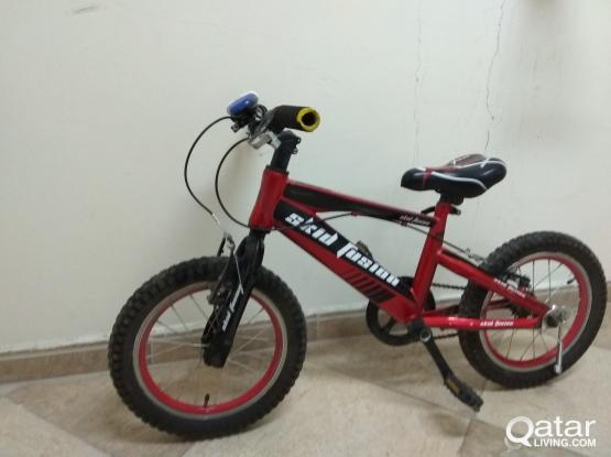 Bicycle for 8 to 11 year boy