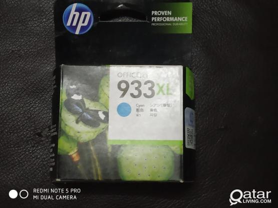 For sale HP 932XL Black and colour Ink Cartridge ,