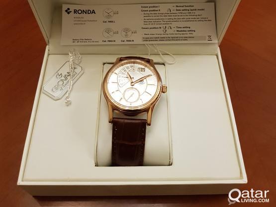 Brand new Grovana watch
