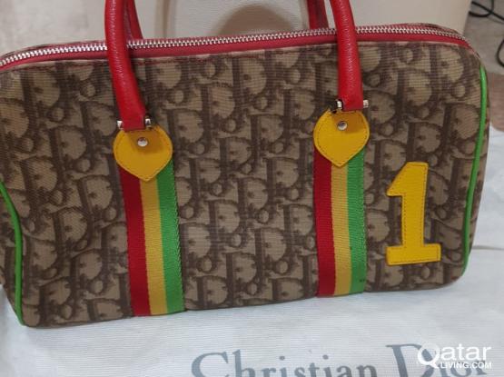 Preloved authentic Dior speedy bag