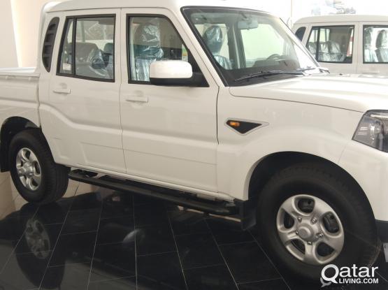 Mahindra Pickup New 1.1 Ton