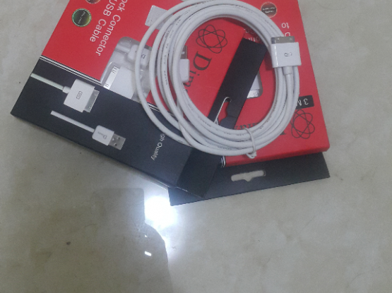 30 pin I pad and I phone charger cable new
