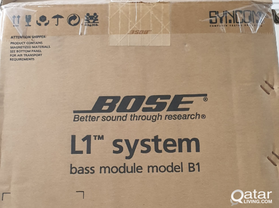 Bose L1 system
