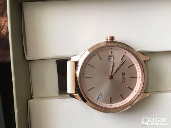 TITAN TCS FIFTY brnd nw pckd Female watch for sale