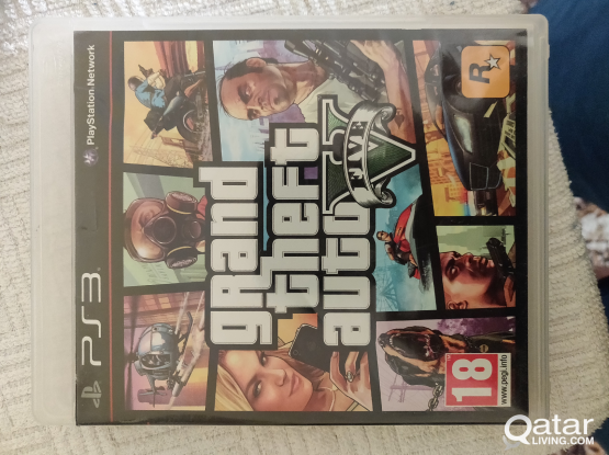 GTA V PS3 GAME