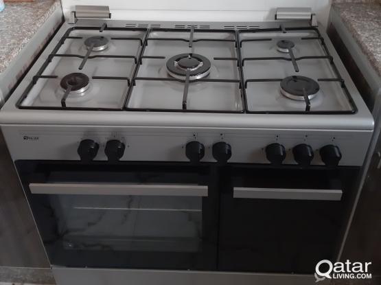 Oven and washing machine like brand new