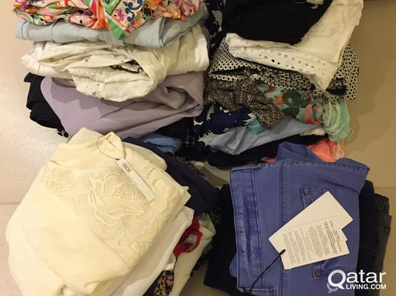 BARGAIN Huge bundle of Clothes sizes UK 8/10/12