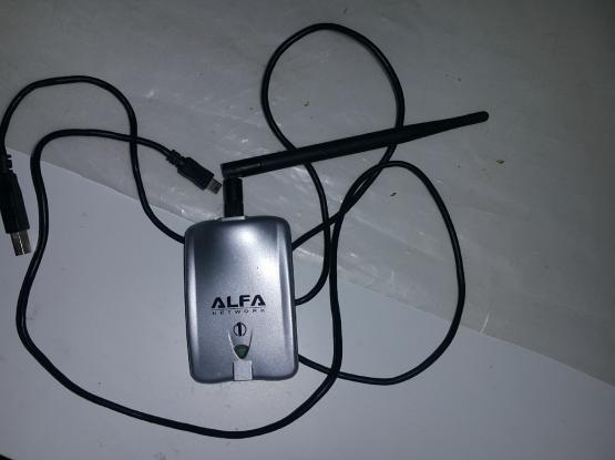alfa WiFi  adapter long range