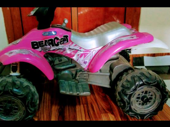 ATV Quad Battery Powered Ride