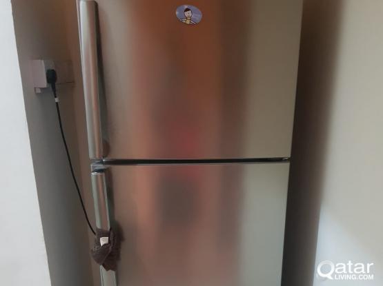 Refrigerator & Washing machine