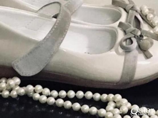 Elegant Off-White Shoes