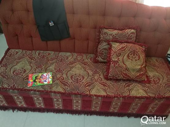 Sofa and cupboard for sale