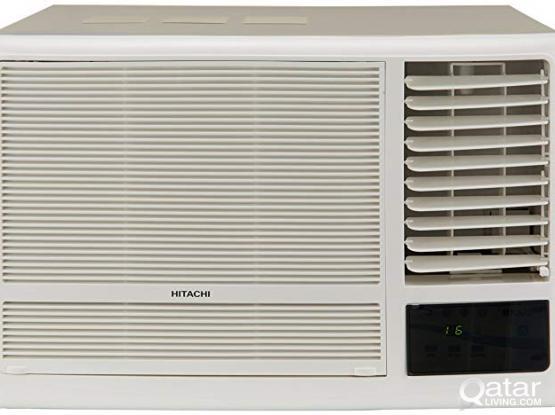 REQUIRED USED WINDOW TYPE A/C ,fridge ,freezer,poratto pan