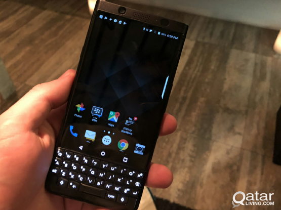 Blackberry Keyone - full black limited edition