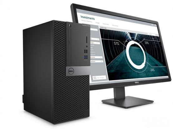 "DELL OPTIPLEX 7040-i7-16GB RAM-1TB-HDD 23""LED monitor(33176355)"