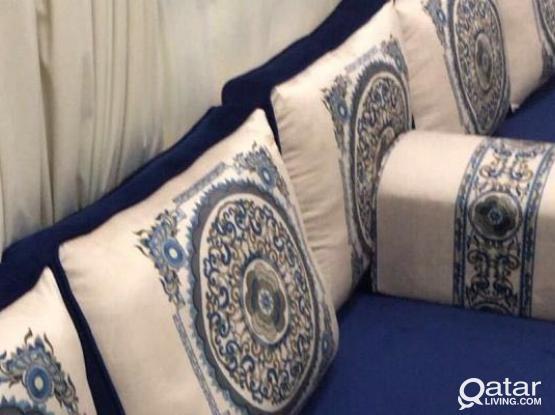Sofa making, Painting, wallpaper,Carpet,Curtain,Grass carpet. 55647238