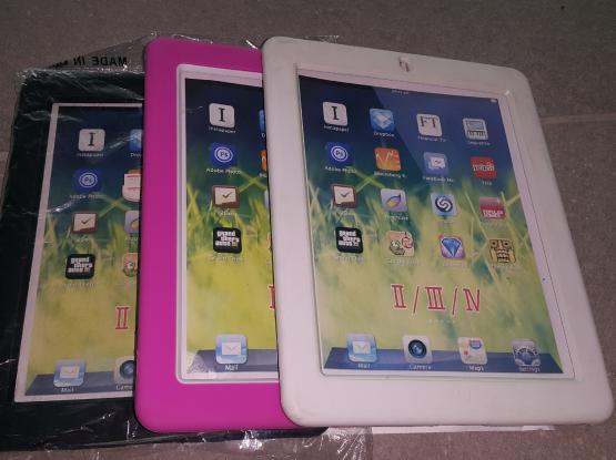 iPad 2 3 4 Ultra 3 layers shockproof rugged case