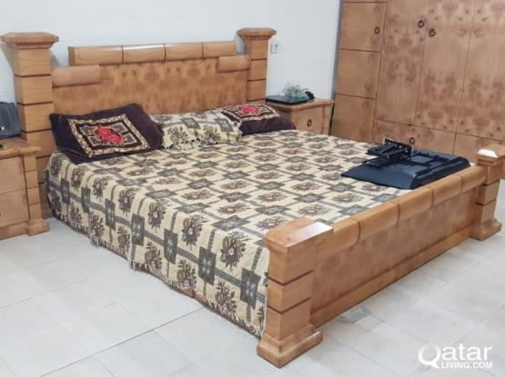 king size bed available for sale made in canada