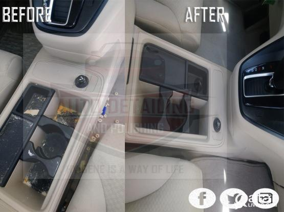We clean and polish your car @ your home ! 3136 7224