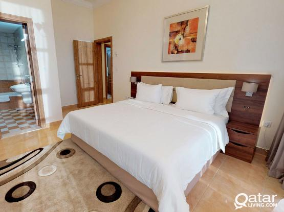 LUXURIOUS 4BHK FURNISHED APART IN WESTBAY WITH UTILITIES ( NO COMMISSION!)