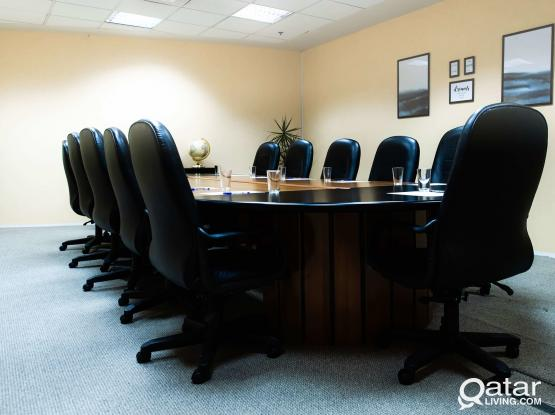 Promo!!! Fully Serviced Office for Rent NO COMMISSION