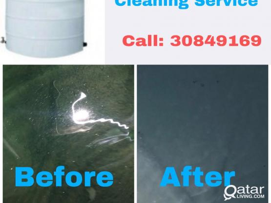 Water Tank Cleaning, Plumber, Electrician, Cleanin