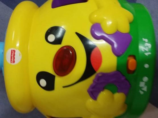 6 Baby toys in perfect condition