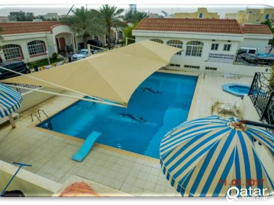 Luxury compound in Al Thumama Al Rawda