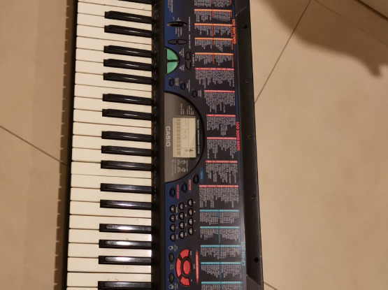 Casio ctk 495a