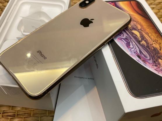 iphone xs 256 GB gold same new
