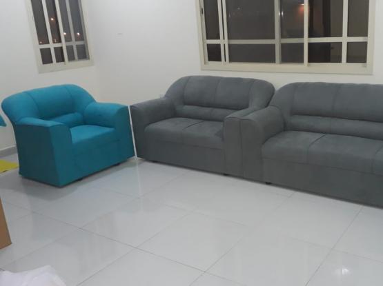 brand new sofas for sell 3+2+1+1=7seter QR 1800