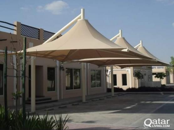 Car Parking Shade and sports Floor & Play Equipment +974 33100599