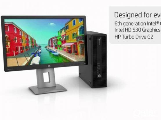 HP 800 G2 i7-6700 CPU 3.40 GHz-8GB RAM-500GB HDD-(33971985)