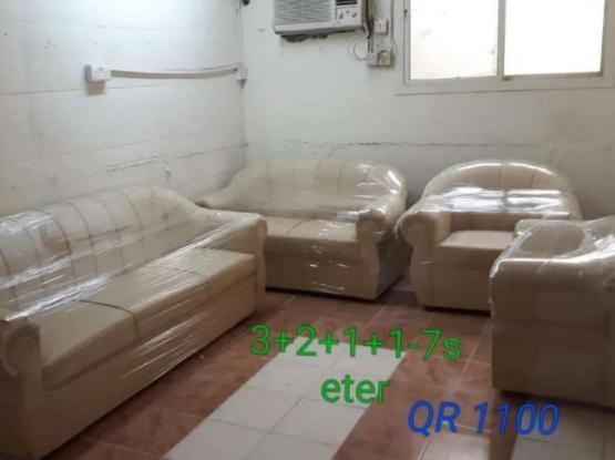 brand new sofas for sell 3+2+1+1=7seter QR 1100