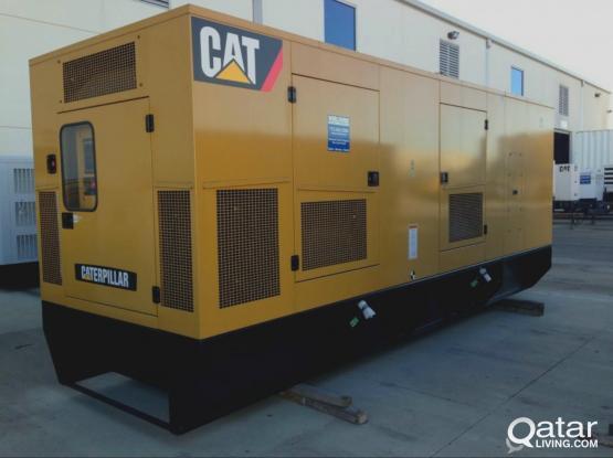 Generators Rental Available From 10kva to 1250kva