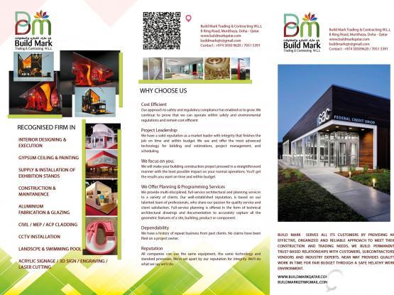 3D Signage /Digital Printing /Exhibition Standلوحه اعلانات/الطباعة تنسيق كبير/خشبة العرض