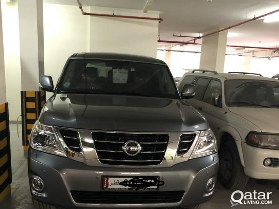 Nissan Patrol Titanium 2019