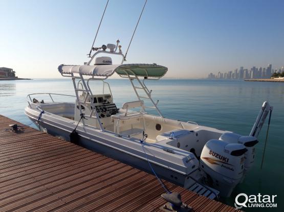 ALDhaen pleasure Boat 24 Feet