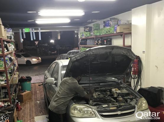 Rawdat al Khail garage 55619112