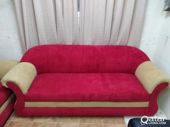 brand new sofas for sell 3+2+1+1= 7 seter QR 1800
