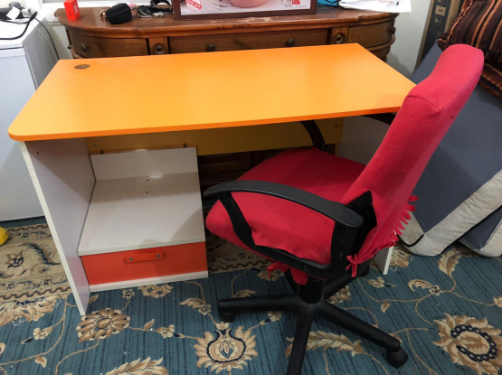 office with chair