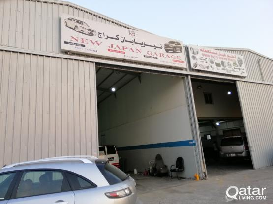 CARS GARAGE SERVICES ALL KIND OF VEHICALS