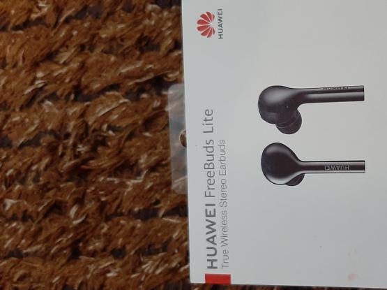 Earbuds Wireless Huwaei (New)